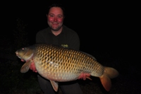 "24lb 8oz ""The Baby Common"" 4 Seasons fishery"