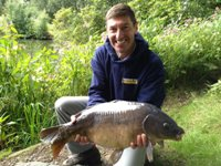Graham carp on float tactics