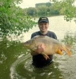France 38lb !!!!!! Well done James!