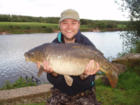 Summer Carp from Pilsworth
