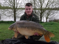 Scott's 48h carp tutorial 33lb